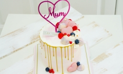 黛芙娜/Mother's Day cake